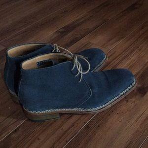 CALZOLERIA HARRIS handmade ankle boots